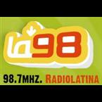 Radio La 98 - 98.7 FM La Pampa Online