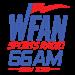 WFAN (WJFK-HD3) - 106.7 FM