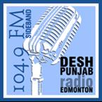 Desh Punjab Radio - 104.9 FM Edmonton, AB
