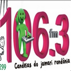 ACBNH 106.3 FM - Candeias do Jamari, RO