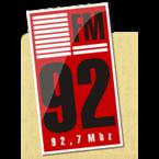 92 FM - 92.7 FM Santa Catarina