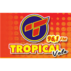 Radio Tropical Vale - 96.1 FM Timoteo, MG