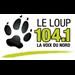 Le Loup FM (CHYK-FM) - 104.1 FM