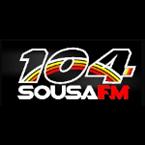 Sousa 104 FM - 104.0 FM Sousa, PB