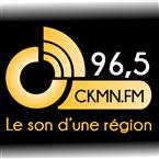 CKMN-FM - 96.5 FM Rimouski, QC
