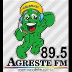 Agreste FM - 89.5 FM Cupira , PE