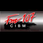 CIBM-FM - FM 107 107.1 FM Riviere-du-Loup, QC