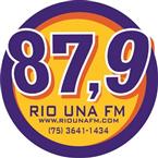 Rio Una FM - 87.9 FM Valenca, BA