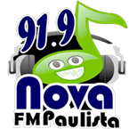 Rádio Nova FM (Várzea Paulista) 91.9 (Top 40/Pop)