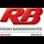 Rádio Bandeirantes AM - 840 AM Sao Paulo