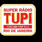 Tupi AM - 1280 AM Rio de Janeiro, RJ
