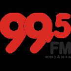 Radio 99.5 FM - Goiania Online