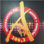 Alternativa FM - 106.3 FM Capivari, SP