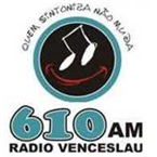 Radio Venceslau AM - 610 AM Presidente Venceslau, SP