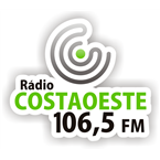 Costa Oeste FM - 106.5 FM Sao Miguel do Iguacu, RS