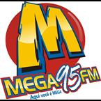 Rádio Mega FM - 95.0 FM Cuiaba