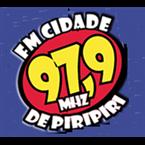 FM Cidade de Piripiri - 97.9 FM Piripiri , PI
