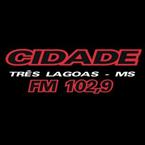 Cidade FM - 102.9 FM Tres Lagoas