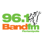 Radio Band FM (Florianopolis) 96.1 (Brazilian Popular)