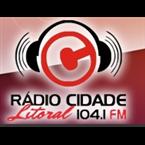 Radio Rádio Cidade - 104.1 FM Itapema Online