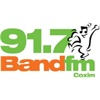 Rádio Band FM (Coxim) 91.7 (Brazilian Popular)
