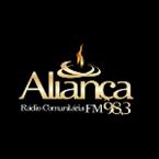 Alianca FM - 98.3 FM Parana