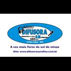 Radio  Difusora - 680 AM Ouro Fino
