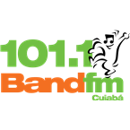 Rádio Band FM (Cuiabá) 101.1 (Brazilian Popular)