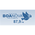 Radio Boa Nova FM - 87.9 FM Guarda Mor, MG