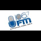 Radio 106 FM - 106.7 FM Itajai, SC