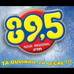 Nova Regional FM - 89.5 FM Tiete, SP