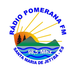 Radio Pomerana FM - 98.5 FM Santa Maria de Jetiba, ES Online