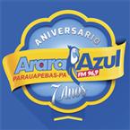 Rádio Arara Azul FM 96.9 (Brazilian Popular)