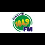 Radio Formato FM - 104.9 FM Sao Simao, Go Online