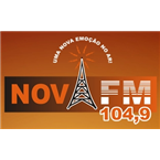 Nova FM - 104.9 FM Nova Gloria