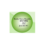 Radio Rádio Nova Brasília FM - 87.9 FM Joinville Online