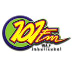 Radio 101 FM - 101.7 FM Jaboticabal, SP