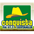 Conquista FM (ZYD872) - 97.7 FM