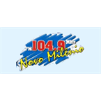 Radio Novo Milenio - 104.9 FM Pirapozinho, SP