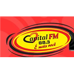 Radio Capital FM - 88.3 FM Cacapava, SP Online