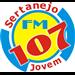 Rádio 107 FM (ZYC803) - 107.7 FM