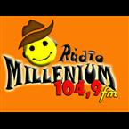 Radio Millenium FM - 104.9 FM Pompeia