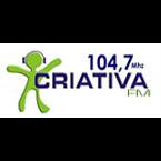 Radio Criativa FM - 104.7 FM Goiania, GO Online