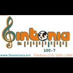 Sintonia FM - 100.7 FM Rio Bananal, ES