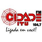 Cidade FM - 104.7 FM Itu, SP