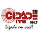 Rádio Cidade FM - 104.7 FM