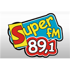 Super 89.1 FM - Papanduva, SC