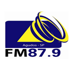 87FM - 87.9 FM Agudos, SP