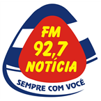 Radio Noticia - 92.7 FM Sao Jose do Rio Pardo, SP