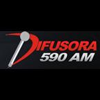Difusora AM - 590 AM Curitiba